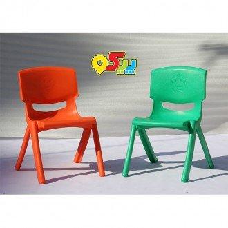 قیمت صندلی کودک طرح لبخند رنگ نارنجی کد 5029