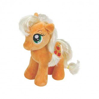 عروسک اسب پونی نارنجی برند hasbro کد 650120