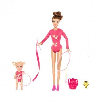 خرید عروسک دفا ژیمناست