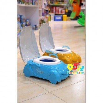 توالت 2 کاره ماشین آبی ching ching ot10