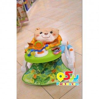 فروش میز بازی و واکر موزیکال دوکاره winfun 00859