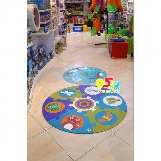 فرش بازی کودک
