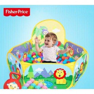 خرید استخر توپ کودک Fisher Price