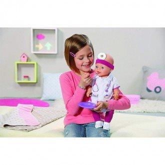 قیمت عروسک پزشک Baby Born