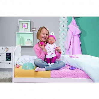 عروسک دکتر Baby Born