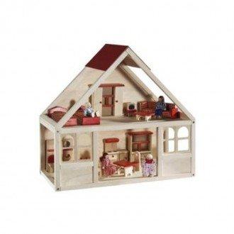 خانه چوبی عروسکی کد9455