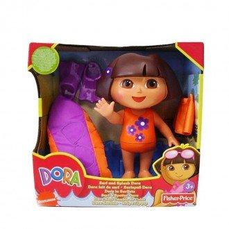 عروسک دورا اصل با مایو مدل p1589