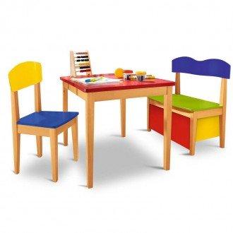خرید صندلی چوبی roba کد 50778
