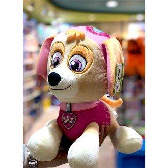 عروسک پولیشی سگ نگهبان Skye پاوپاترول 9603