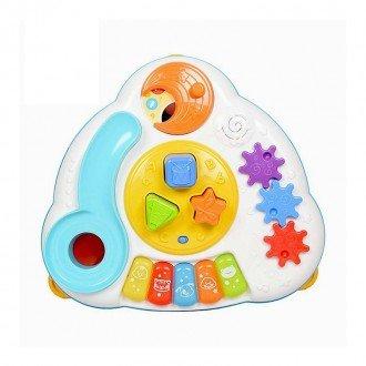 فروش میز بازی کودک موزیکال winfun مدل 00812