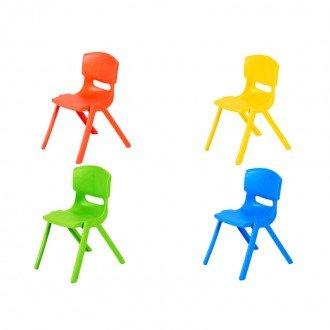 میز و صندلی کودک طرح لبخند رنگ آبی کد 5029