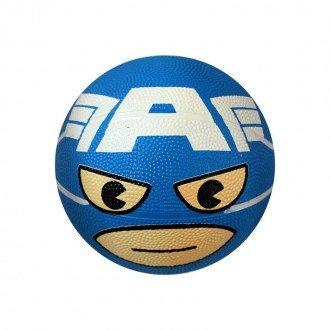 توپ بازی کودک  لاستیکی بسکتبال کاپتان آمریکایی