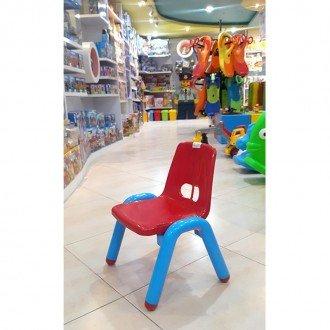 صندلی قرمز آبی curvy مدل 5107