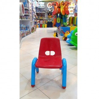 قیمت صندلی قرمز آبی curvy مدل 5107