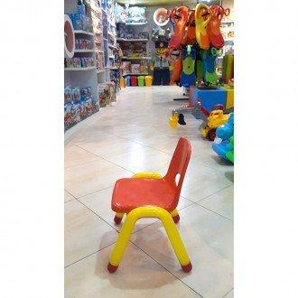 قیمت صندلی نارنجی زرد curvy مدل 5107