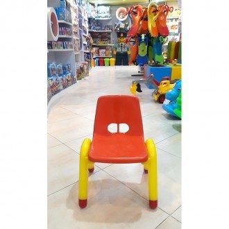 خرید صندلی نارنجی زرد curvy مدل 5107