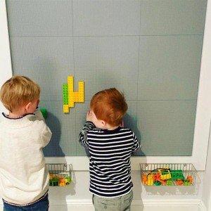 دیوار لگو بازی کلاسیک مدل 88080