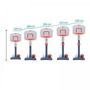 حلقه بسكتبال بزرگ با قابلیت تنظیم ارتفاع step2 كد 735700