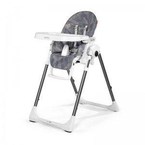 صندلی غذا peg perego مدل Prima Pappa zero3 طرح denim
