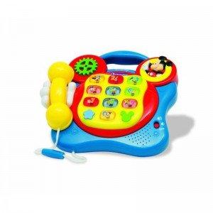قیمت تلفن آموزشی میکی موس clementoni مدل 61084