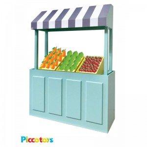 ویژگی های سوپر مارکت چوبی کد 0012