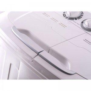 ماشین لباس شویی دوقلو کودک general electric  مدل 3818 رنگ نقره ای