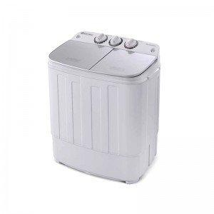 ماشین لباس شویی دوقلو کودک general electric  مدل 3820 رنگ نقره ای