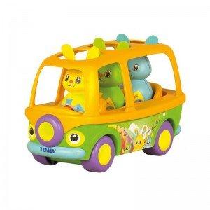 اتوبوس موزیکال خرگوش Tomy مدل 72227