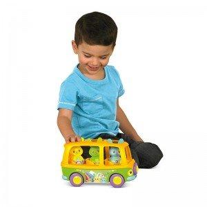 قیمت اسباب بازی اتوبوس موزیکال خرگوش tomy مدل 72227