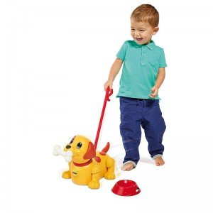 واکر سگ کشیدنی tomy مدل 72376