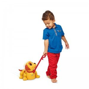 خرید واکر سگ کشیدنی tomy مدل 72376