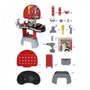 خرید میز ابزار با دریل برقی polesie مدل 43221