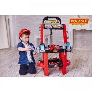 خرید میز ابزار با کلاه polesie مدل 44693
