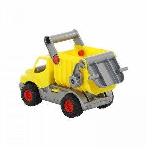 خرید کامیون زرد polesie مدل 44839