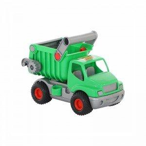 کامیون سبز polesie مدل 44822