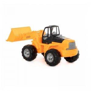 قیمت لودر نارنجی polesie مدل 36780