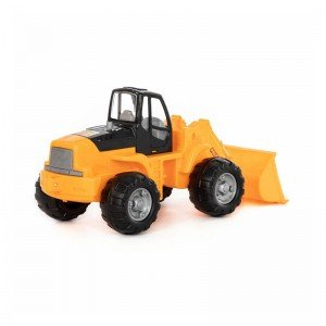 خرید لودر نارنجی polesie مدل 36780
