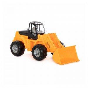 لودر نارنجی polesie مدل 36780
