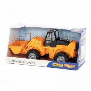 ویژگی های لودر نارنجی polesie مدل 36780