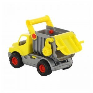 فروش کامیون کمپرسی زرد polesie مدل 0407