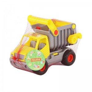 خصوصیات کامیون کمپرسی زرد polesie مدل 0407
