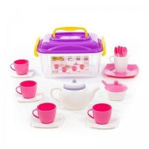 ست چای خوری 4 نفره 19 تکه polesie مدل 58980