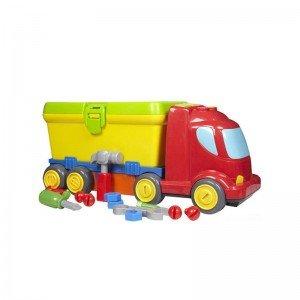 کامیون حمل جعبه ابزار blue box مدل 3397