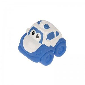 اسباب بازی نوزاد پوپت حمام طرح ماشین پلیس blue box مدل 900850