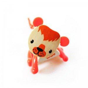 خرید عروسک شیر چوبی Hape مدل 5541