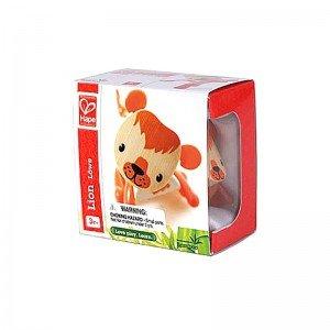 قیمت عروسک شیر چوبی Hape مدل 5541