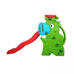 سرسره خوک کودک رنگ سبز مدل 5014