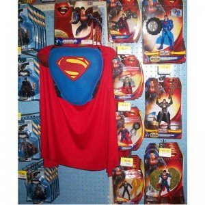 خرید لباس نمایش کودک مدل سوپرمن