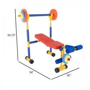 میز پرس ورزشی کودک مدل 2045