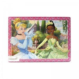 پازل چوبی طرح سیندرلا و شاهزاده قورباغه